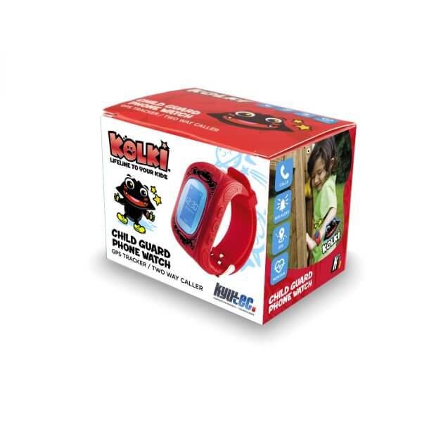 Child Guard Kolki Watch Box