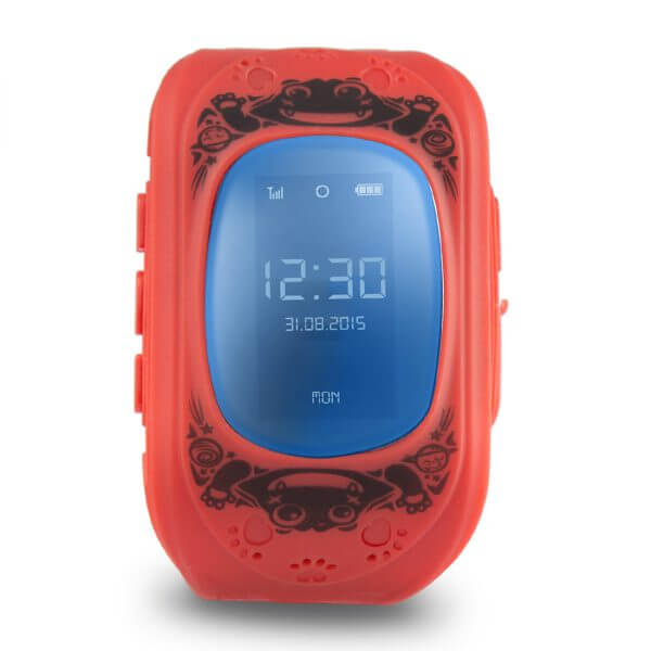 Child Guard Phone Watch Kolki Front
