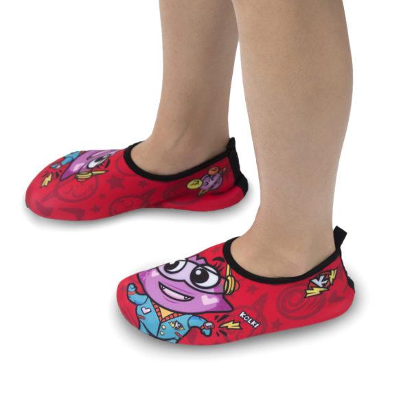 Kolki Kids Shoes Red